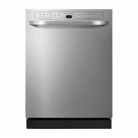 Haier Dwl4035mcss Tall Tub Dishwasher Stainless Steel With Stainless Interior And Steamrite