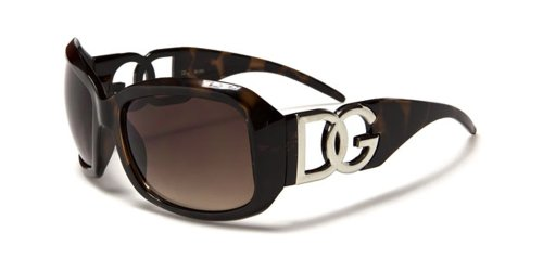 DG Celebrity Style Sunglasses - Frame : Tortoise. Lens : Brown. Reviews