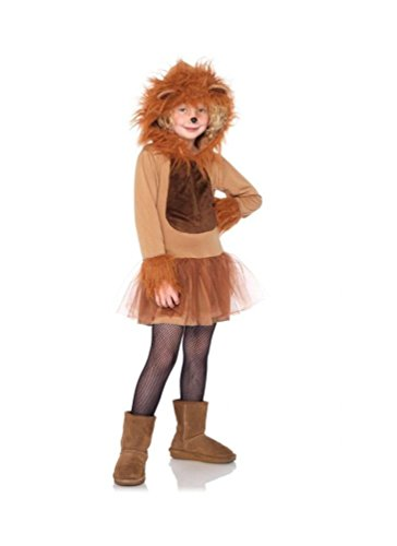 Cuddly Lion Kids Costume
