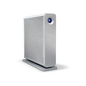 LaCie 301825U d2 Quadra 500 GB eSATA/FireWire800/FireWire400/USB 2.0 External Hard Disk