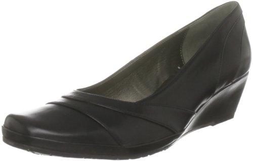 Van Dal Women's Nancy Black Wedges Heels 1643120 5.5 UK