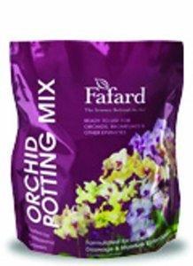 Fafard Premium Orchid Plant Potting Mix 8 qt bag Medium to Coarse Grade [PM015] (Fafard Potting Soil compare prices)