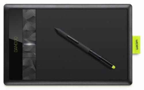 Wacom CTH-470K-DE Bamboo Pen and Touch