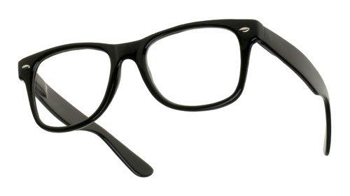 Vintage Wayfarer Nerd Glasses
