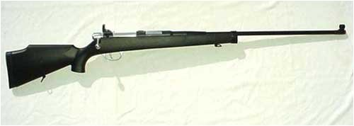 Super 9 bolt action rifle, Black airsoft gun