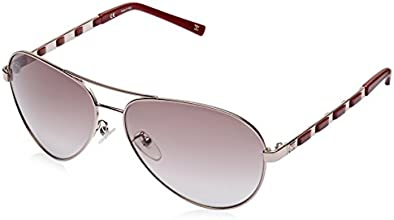 Escada Aviator Sunglasses (Pink) (SES 804|0A40|60)