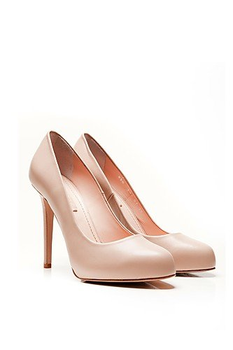 High-Heels-High-Heels-Pumps: Poletto High Heel Pumps 11 Nude, Gr.: 40