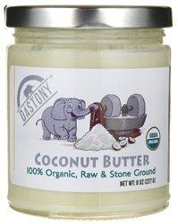 Dastony, Coconut Butter, 100% Organic, 8 oz (227 g) Dastony, Coconut Butter, 100% Organic, 8 oz (227 g)