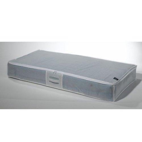 Rangement sous lit les bons plans de micromonde - Bac rangement plastique sous lit ...