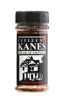 Citizen Kane's Steak Seasoning steakhouse
