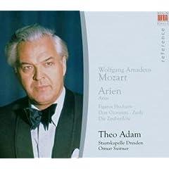 Mozart, W. a. - Opernarien