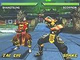 echange, troc Mortal Kombat - Platinum