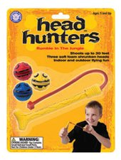 Hog Wild Toys Head Hunters
