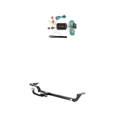 Curt 117272 56175 trailer hitch wiring and tow package for Eyepower tattoo kit