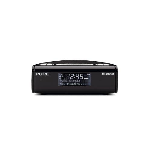 Pure VL-61379 Siesta Radiowecker (DAB/DAB+/UKW-Tuner)