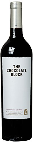 Boekenhoutskloof Chocolate Block 2013 trocken (1 x 0.75 l)