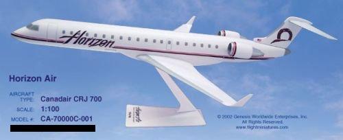 CRJ700 Horizon 1/100