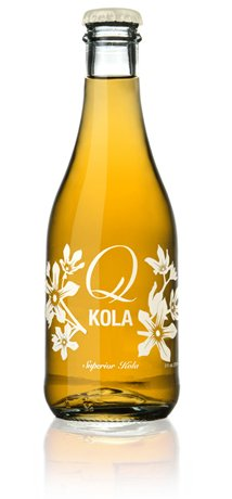 Q Drinks, Kola 750ml Bottle