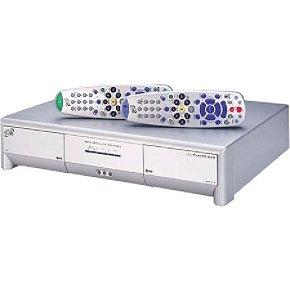 Dish Network 811 HDTV Reciever Silver HDTV 811 HDTV811