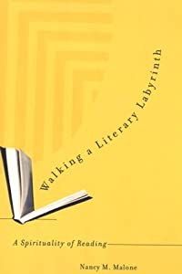 Cover of &quot;Walking a Literary Labyrinth&quot;