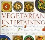 Vegetarian Entertaining: 100 Tempting...
