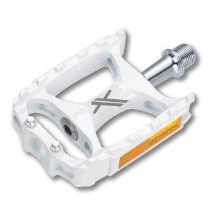 XLC Pedale MTB Ultralight III, Weiß, 2501811700