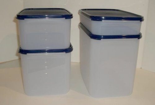 Food Storage Container Set Tupperware Modular Mates Rectangular
