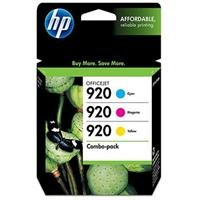 HP 920 Ink Cartridge Combo Pack (CN066FN#140)