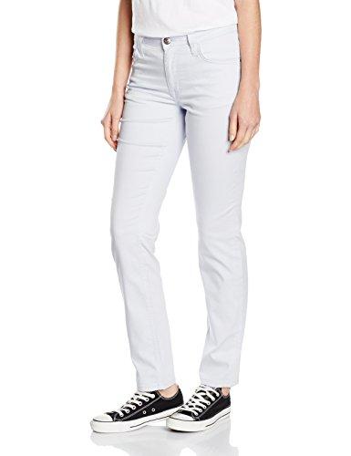 Mustang Sissy, Jeans Slim (Gamba Sottile) Donna, Blau (Halogen Blue 513), W28/L32
