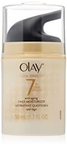 Olay Total Effects 7-In-1 Anti-Aging Daily Moisturizer 1.7 Fl. Oz., 1.700-Fluid Ounce