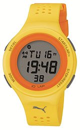 Puma Faas 200 Yellow Unisex watch #PU910931006