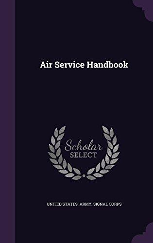 Air Service Handbook