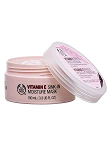 The Body Shop Vitamin E Sink-In Moisture Mask, 3.3-Ounce