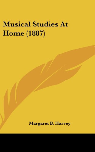 Musical Studies at Home (1887)