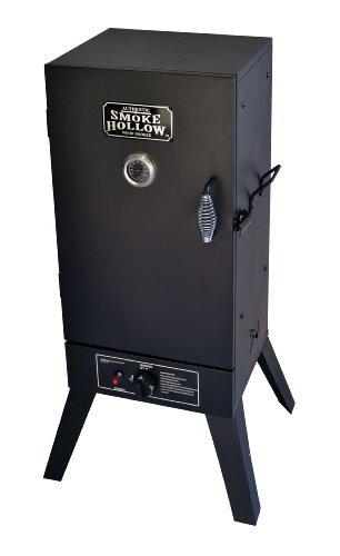 Smoke Hollow 30164G LPG Smoker, 30-Inch (Smoke Hollow Charcoal Grill compare prices)
