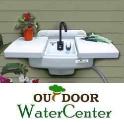 Buy Outdoor Sink & Workstation (OutdoorGarden Watering Equipment, Lawn & Garden Equipment, Watering Equipment, Faucets)