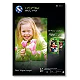 HP Semi-gloss Photo Paper - 200g/m�² - A4 - 100 sheets (Q2510A)