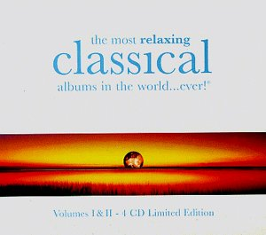 the most relaxing classical album in the world ever vols 1 2 music. Black Bedroom Furniture Sets. Home Design Ideas