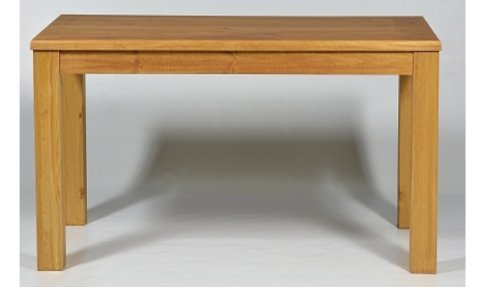 Brasilmbel-Esstisch-Rio-Classico-140-x-80-cm-Pinie-Massivholz-Farbton-Honig