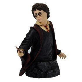 Picture of Gentle Giant Harry Potter: Bust-Ups Timeless Collection Harry Potter Figure (B000UHY0XG) (Harry Potter Action Figures)
