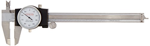 Grizzly G9256 Dial Caliper (Dial Caliper Grizzly compare prices)