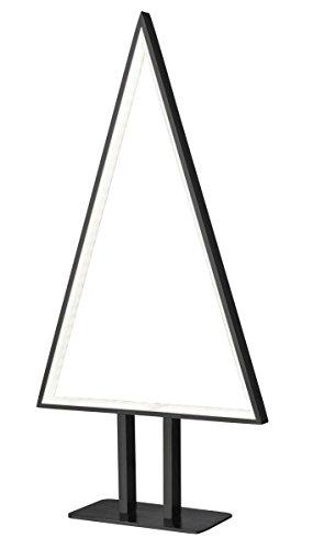 Sompex-TischleuchteStehleuchte-Pine-Tannenbaum-50cm-schwarz-LED