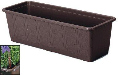 kunststoff blumenkasten 80 preis vergleich 2016. Black Bedroom Furniture Sets. Home Design Ideas