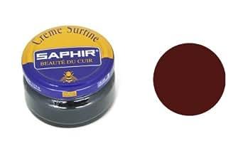 Cirage Saphir pommadier (Crème Surfine) marron havane moyen