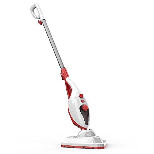 dirt-devil-5-in-1-steam-cleaner-033-litre-white-red