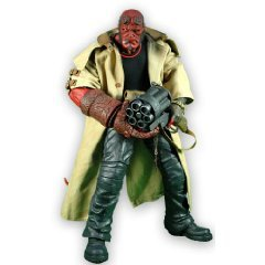 Buy Low Price Mezco Hellboy 2 The Golden Army Exclusive 18″ Wounded Hellboy Figure – Limited Edition of 500 Pieces (B001QJCAN4)