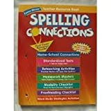 img - for Spelling Connections Teacher Resource Book Grade 7 book / textbook / text book