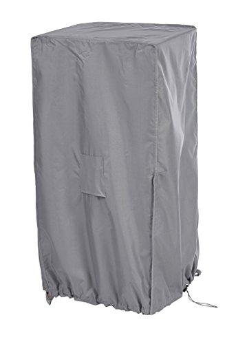 Graue-Premium-Schutzhlle-Abdeckung-fr-Gartensthle-Stapelstuhl-Schutzhlle-Mae-120-cm-hoch-64-cm-lang-64-cm-breit-Mbelschutzhllen-Abdeckung-Gartenmbel-Premium-Qualitt-aus-schwerem-gewobenem-Polyester-mi