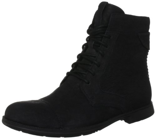 Camper Women's Mil Oxyde Negro Lace Ups Boots 46503-004 6 UK