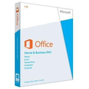 Microsoft - Office Home and Bus 2013 PKC